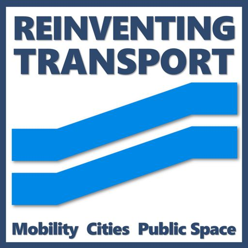 Cover art for podcast Reinventing Transport