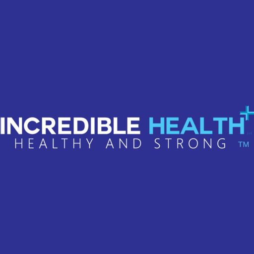 Cover art for podcast Incredible Health