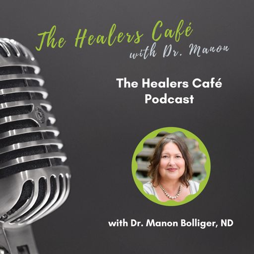 Cover art for podcast The Healers Café