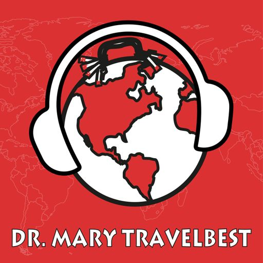 Cover art for podcast Dr Mary Travelbest Guide