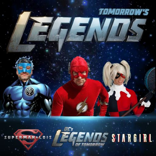 Cover art for podcast Tomorrow's Legends