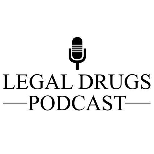 Cover art for podcast Legal Drugs Podcast