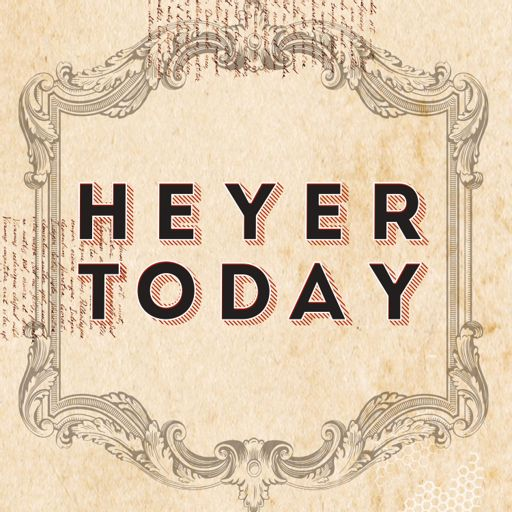 Cover art for podcast Heyer Today