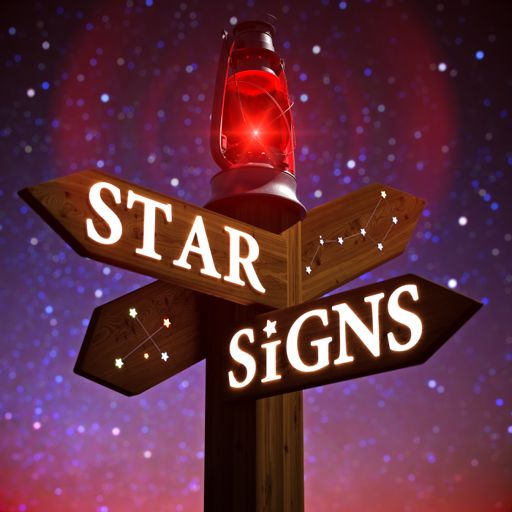 Cover art for podcast Star Signs: Go Stargazing!