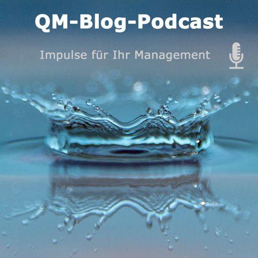 Cover art for podcast QM-Blog-Podcast