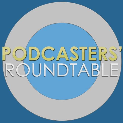 Cover art for podcast Podcasters' Roundtable