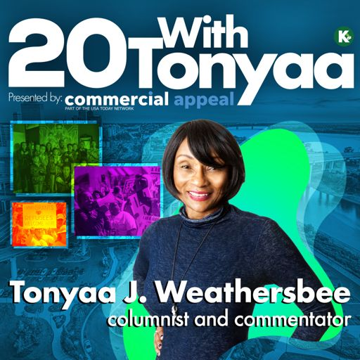 Cover art for podcast 20 With Tonyaa powered by KUDZUKIAN