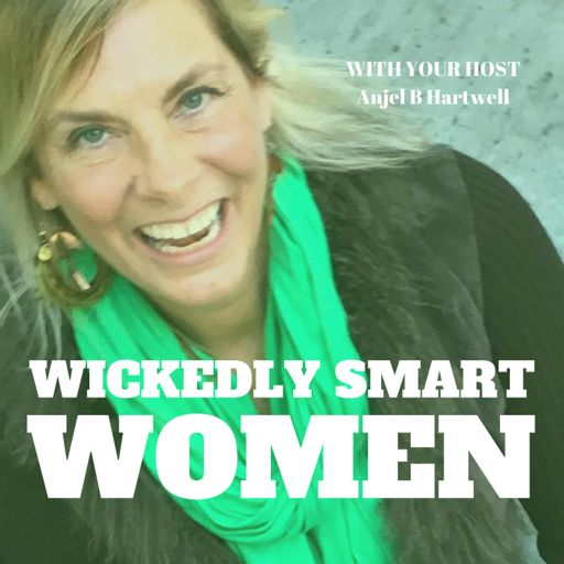 Cover art for podcast Wickedly Smart Women