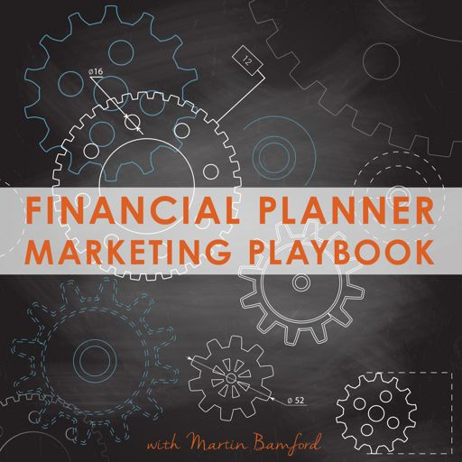 Cover art for podcast Financial Planner Marketing Playbook