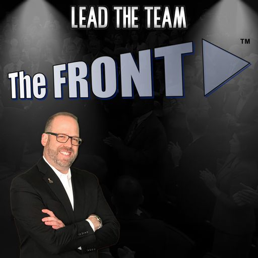 Cover art for podcast The FRONT: A Leadership Podcast