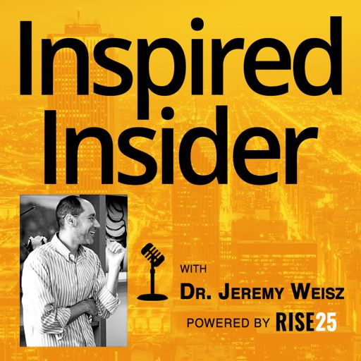Cover art for podcast INspired INsider : Referral Marketing, Sales, Business Development and more