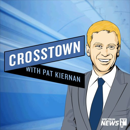Cover art for podcast Crosstown with Pat Kiernan