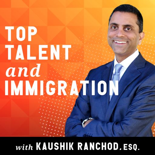 Cover art for podcast The Top Talent and Immigration Show