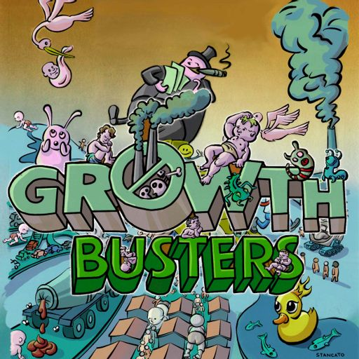 Cover art for podcast GrowthBusters