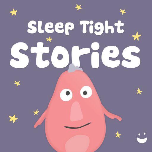 Cover art for podcast Sleep Tight Stories - Bedtime Stories for Kids