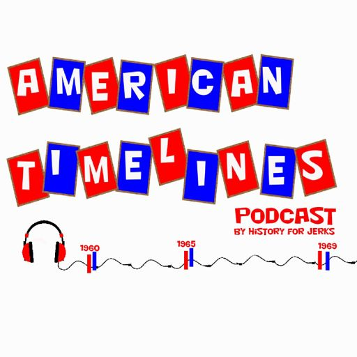 Cover art for podcast American Timelines
