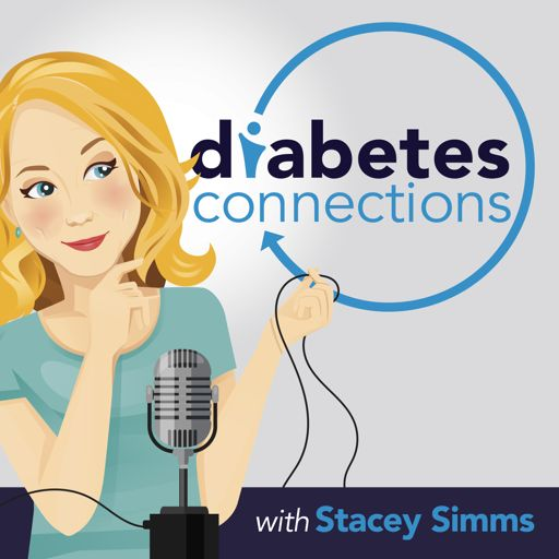 Cover art for podcast Diabetes Connections with Stacey Simms Type 1 Diabetes