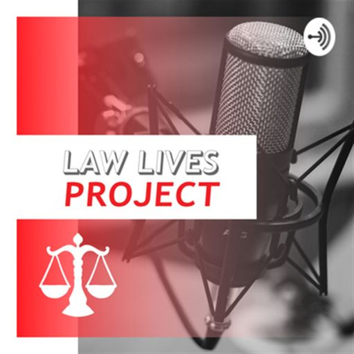 Cover art for podcast The Law Lives Project