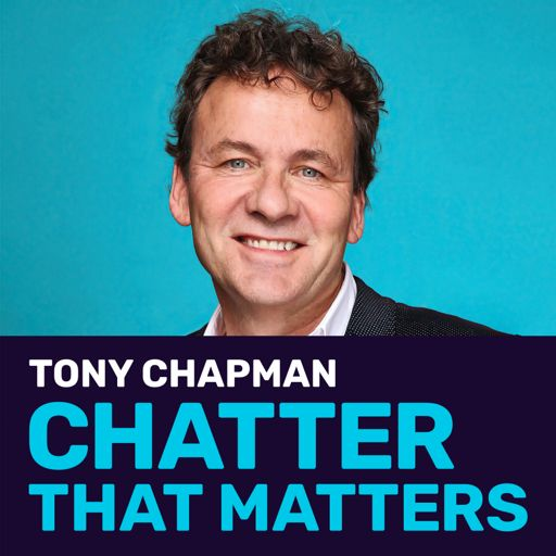 Cover art for podcast Chatter that Matters
