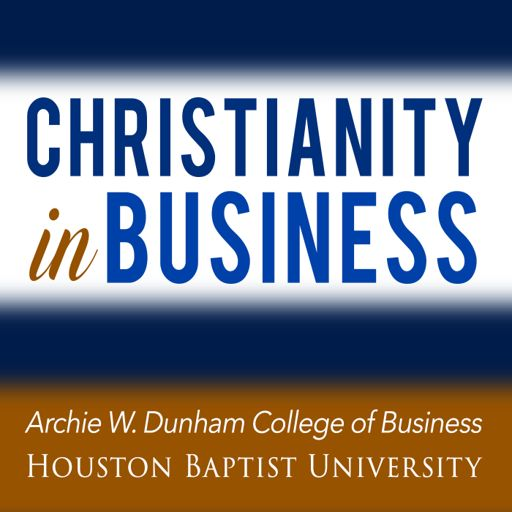 Cover art for podcast Christianity in Business