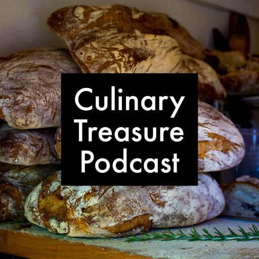 Cover art for podcast Culinary Treasure Podcast