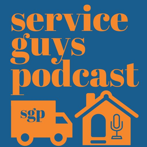 Cover art for podcast Service Guys Podcast