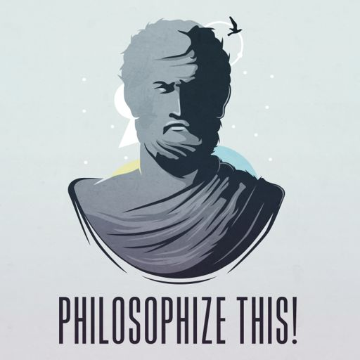 Cover art for podcast Philosophize This!