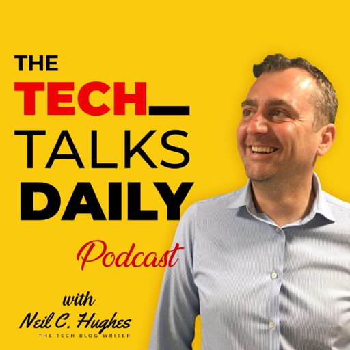 Cover art for podcast The Tech Talks Daily Podcast