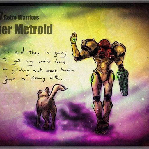 Retro Warriors 117 - Super Metroid from Retro Warriors on RadioPublic