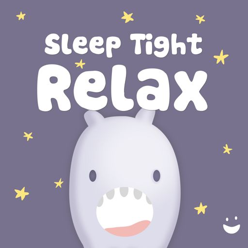 Cover art for podcast Sleep Tight Relax - Helping kids become calm at bedtime