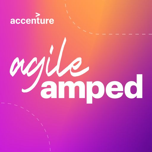 Cover art for podcast Agile Amped Podcast - Inspiring Conversations