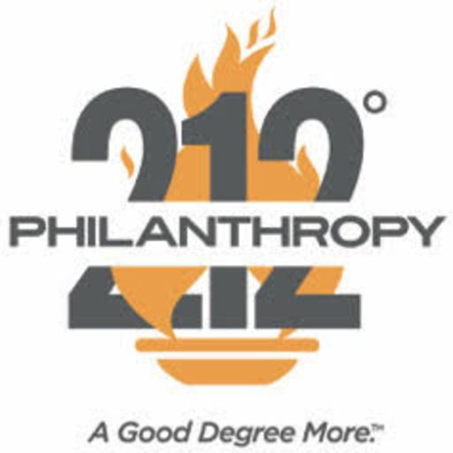 Cover art for podcast The Philanthropy212 Podcast