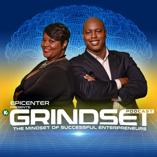 Cover art for podcast GRINDSET powered by KUDZUKIAN