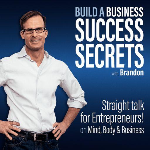 Cover art for podcast Build a Business Success Secrets