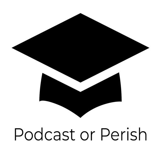 Cover art for podcast Podcast or Perish