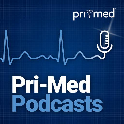 Cover art for podcast Pri-Med Podcasts