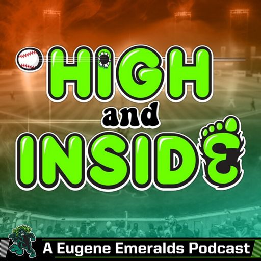 Cover art for podcast High and Inside
