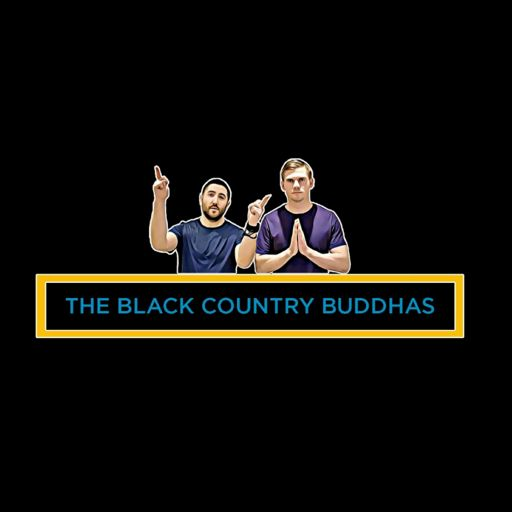 Cover art for podcast The Black Country Buddhas Podcast