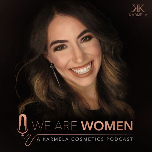 Cover art for podcast We Are Women