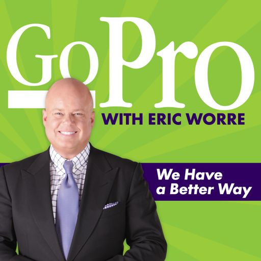 Cover art for podcast Go Pro With Eric Worre