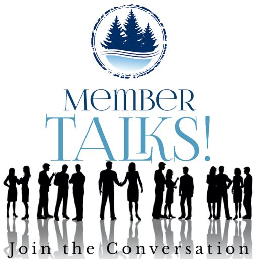 Cover art for podcast Member Talks! by WA. State Funeral Directors Association