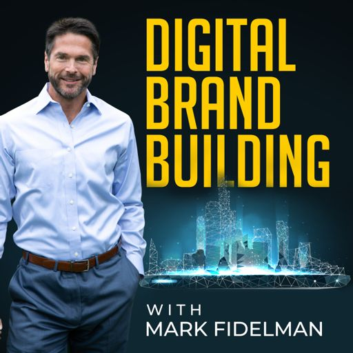 Cover art for podcast Digital Brand Building