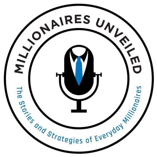 Cover art for podcast Millionaires Unveiled