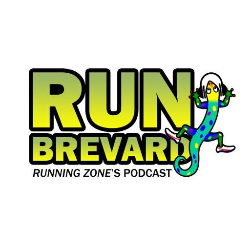 Cover art for podcast Run Brevard - Running Zone's podcast