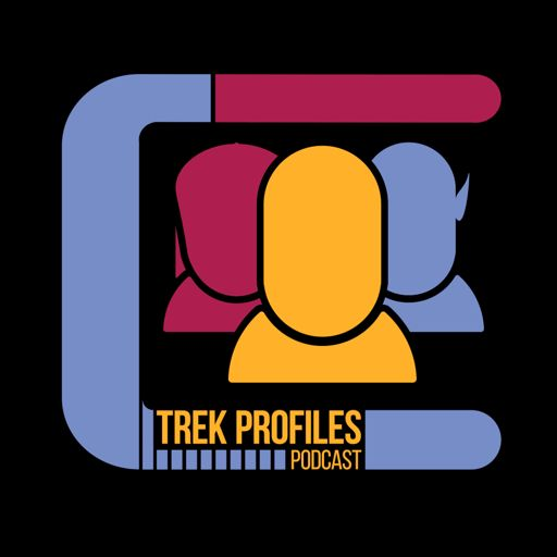 Cover art for podcast Trek Profiles Podcast