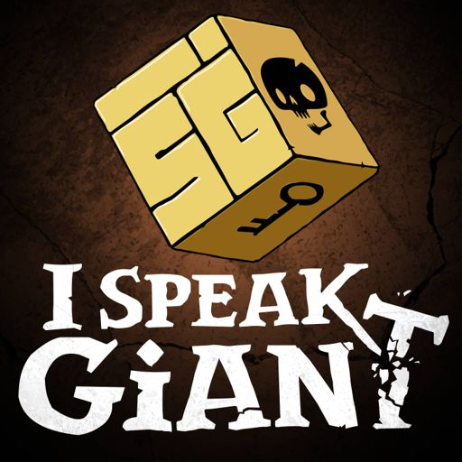 Cover art for podcast I Speak Giant: A D&D Story