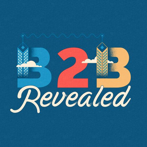 Cover art for podcast The B2B Revealed Podcast