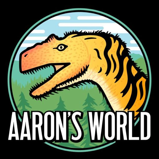 Cover art for podcast Aaron's World