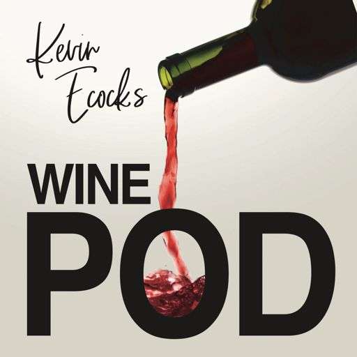 Cover art for podcast Kevin Ecock's WinePod
