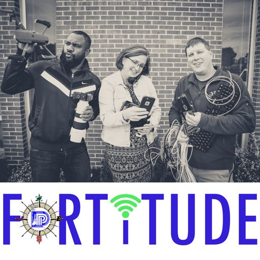 Cover art for podcast FORTiTUDE